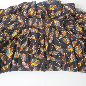 LLR Lularoe Madison Full Skirt
